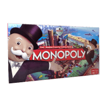 بازی فکری مونوپولی (صادراتی) - فکرخوب - نوستالژی - خانوادگی - آموزش مدیریت اقتصادی