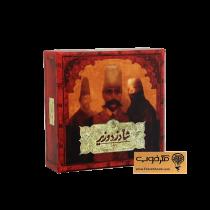 بازی فکری شاه دزد وزیر - فکرخوب - نقش مخفی - خانوادگی - 3 تا 6 نفره - نوجوان تا بزرگسال