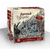 بازی فکری کهنه سرباز (The Grizzled) - فکرخوب - خانوادگی - 2 تا 5 نفره - بازی کارتی