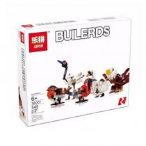 لگو 36007 لپین پرندگان 545 قطعه | lego 36007 Birds Lepin 545 pieces