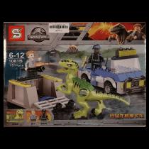 لگو پارک ژوراسیک   Lego Jurassic Park 1081B