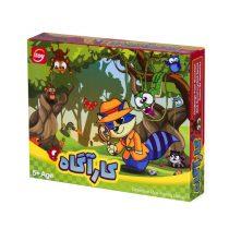 بازی فکری کارگاه بازی سرعتی هیجانی بازی خانوادگی بازی مناسب برای کودکان
