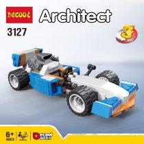 لگو دیکول 3127 ماشین 3 حالت | lego Decool 3127 car 3 modes