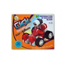 لگو کلیک ماشین 32 قطعه | Lego Click Car 32 pieces