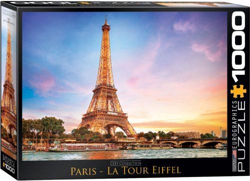 پازل ۱۰۰۰ تکه برج ایفل پاریس – اسمارت کات