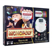 Monopoly Card Reader